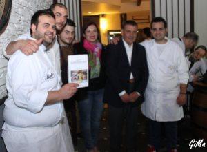 Foto di gruppo con Nunzia Gargano